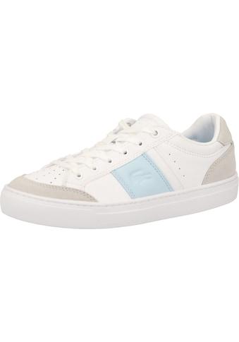 Lacoste Sneaker »Lederimitat« kaufen