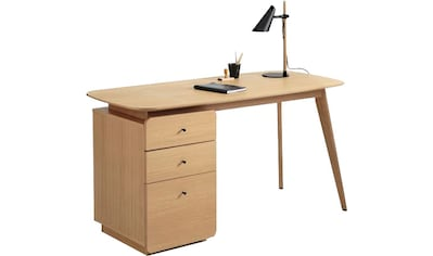 andas Schreibtisch »Goa«, im skandinavischen Design, Breite 144 cm kaufen