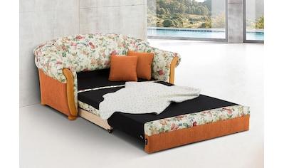 Home affaire 2-Sitzer »Milano«, mit Bettfunktion kaufen