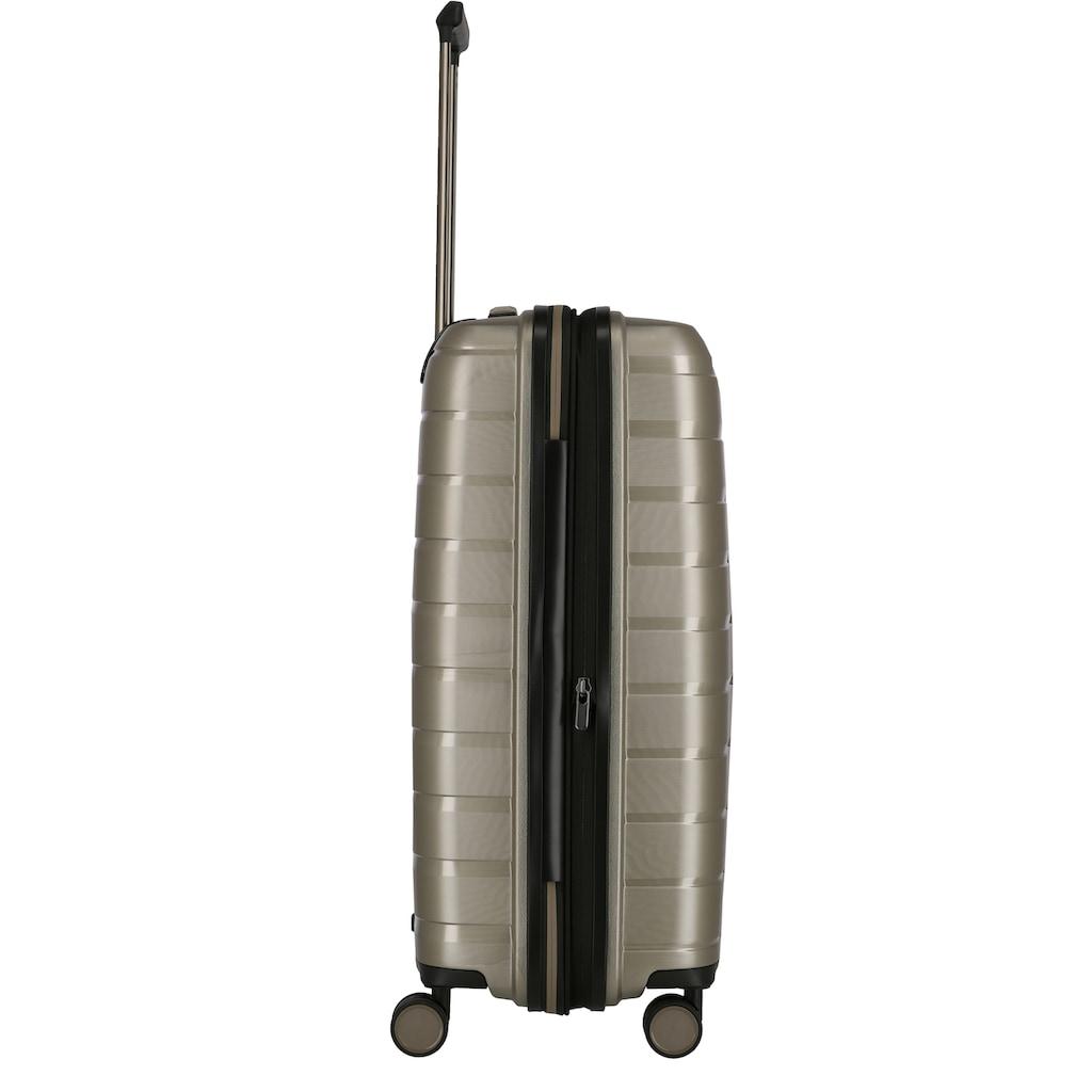 travelite Trolleyset »Air Base«, (3 tlg.), mit Volumenerweiterung