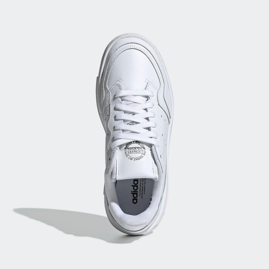 adidas Originals Sneaker »SUPERCOURT J/C«