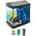 TETRA Aquarium »AquaArt LED Discovery Line«, 30 Liter, BxTxH: 39,5x28x43 cm, anthrazit