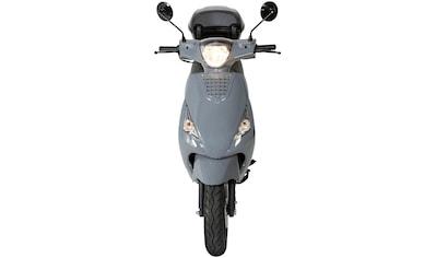 GT UNION Mofaroller »Matteo«, 50 cm³, 25 km/h, Euro 5, 2,7 PS, mit Topcase kaufen