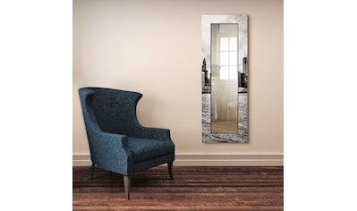 Artland Wandspiegel »Lower Manhattan Skyline«, gerahmter Ganzkörperspiegel mit... kaufen