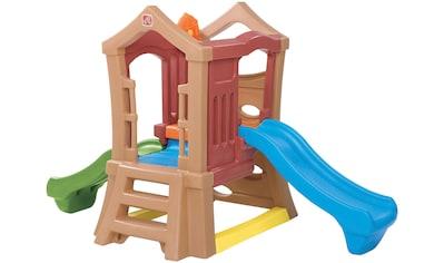 Step2 Spielturm »Double Slide«, BxTxH: 130x249x152 cm kaufen