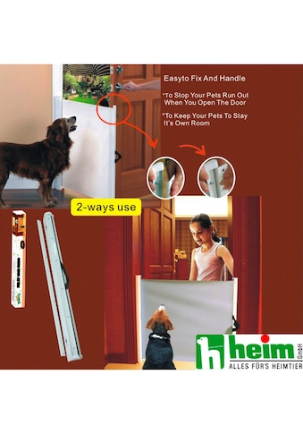 Heim Hunde - Absperrtuer »Hunde Absperrtür« kaufen