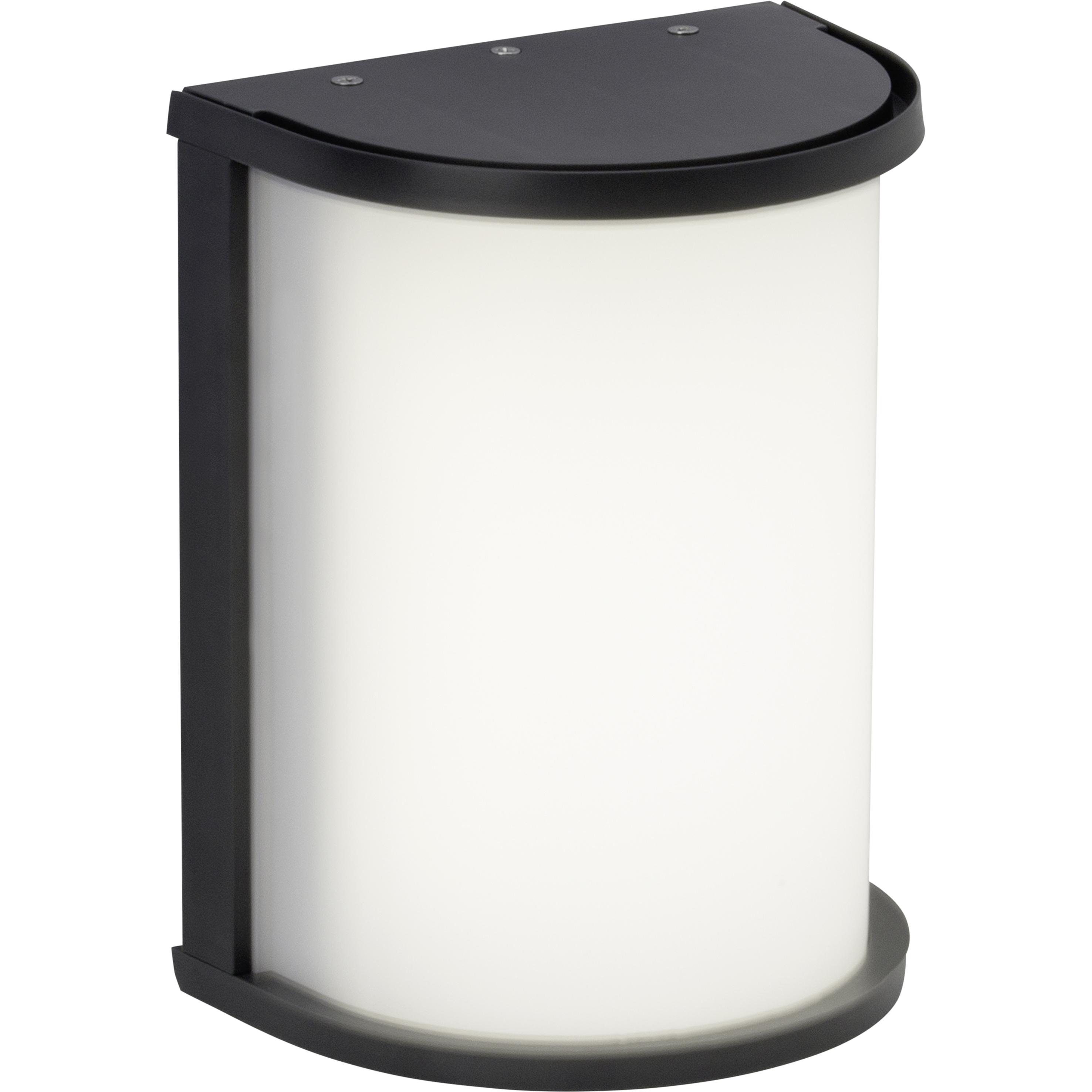 Brilliant Leuchten Travis LED Außenwandleuchte anthrazit