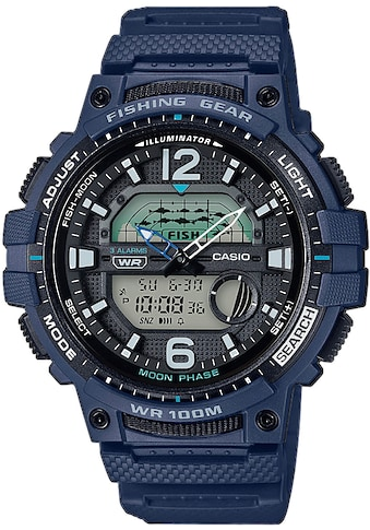Casio Collection Chronograph »WSC-1250H-2AVEF« kaufen