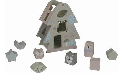 """EverEarth® Steckspielzeug """"Tannenbaumsortierspiel Pastell"""" kaufen"""