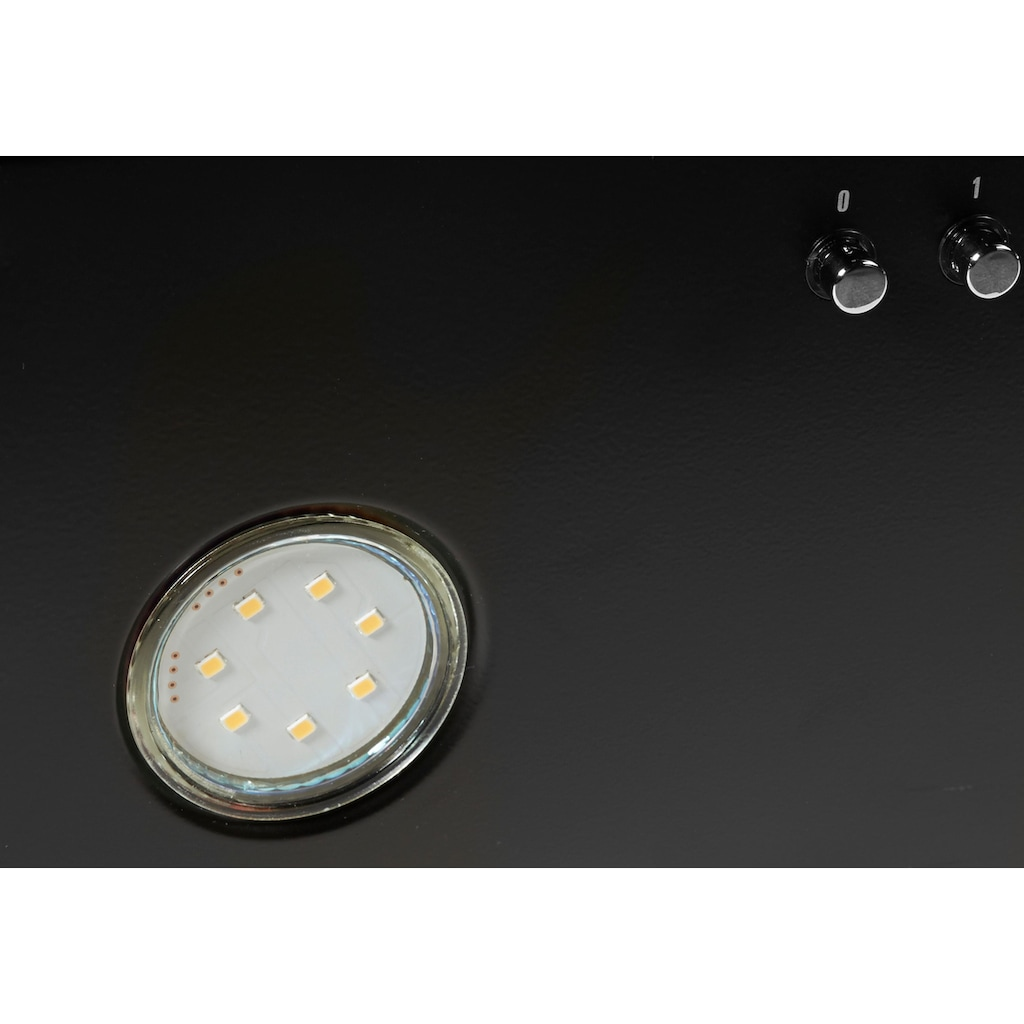 Amica Kopffreihaube »KH 17402 S«, LED-Beleuchtung