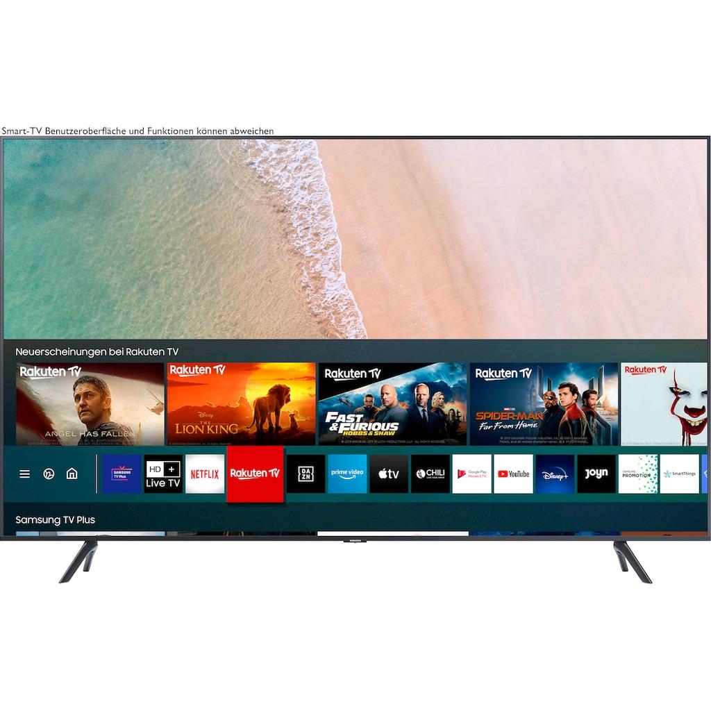 """Samsung LED-Fernseher »GU55TU7199U«, 138 cm/55 """", 4K Ultra HD, Smart-TV, Crystal UHD"""