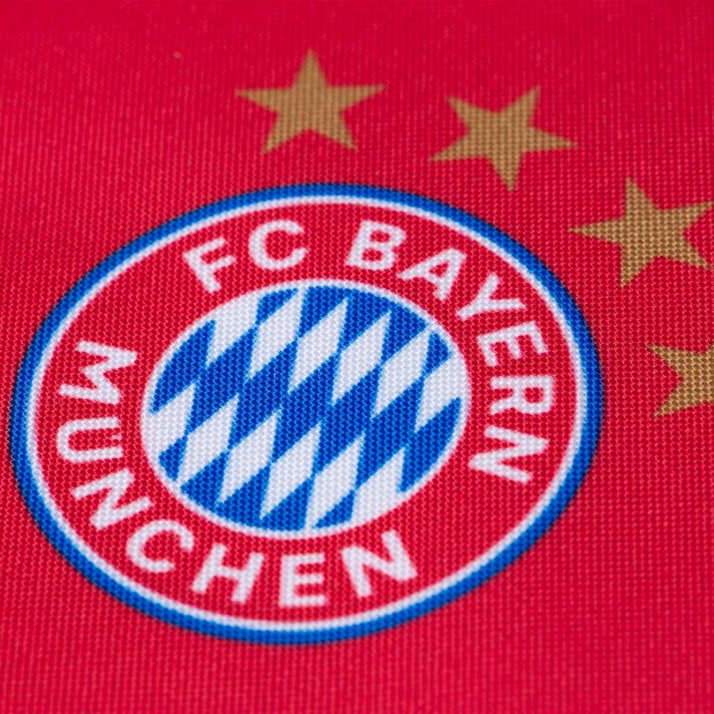 FC Bayern Federmäppchen, inkl. Schreibutensilien