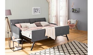 Home affaire Polsterbett »Frenzi«, mit zweiter, ausziehbarer Liegefläche und doppeltem... kaufen