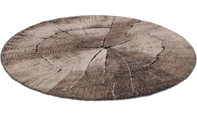 merinos Teppich »Ibiza 605«, rund, 13 mm Höhe, Wohnzimmer kaufen