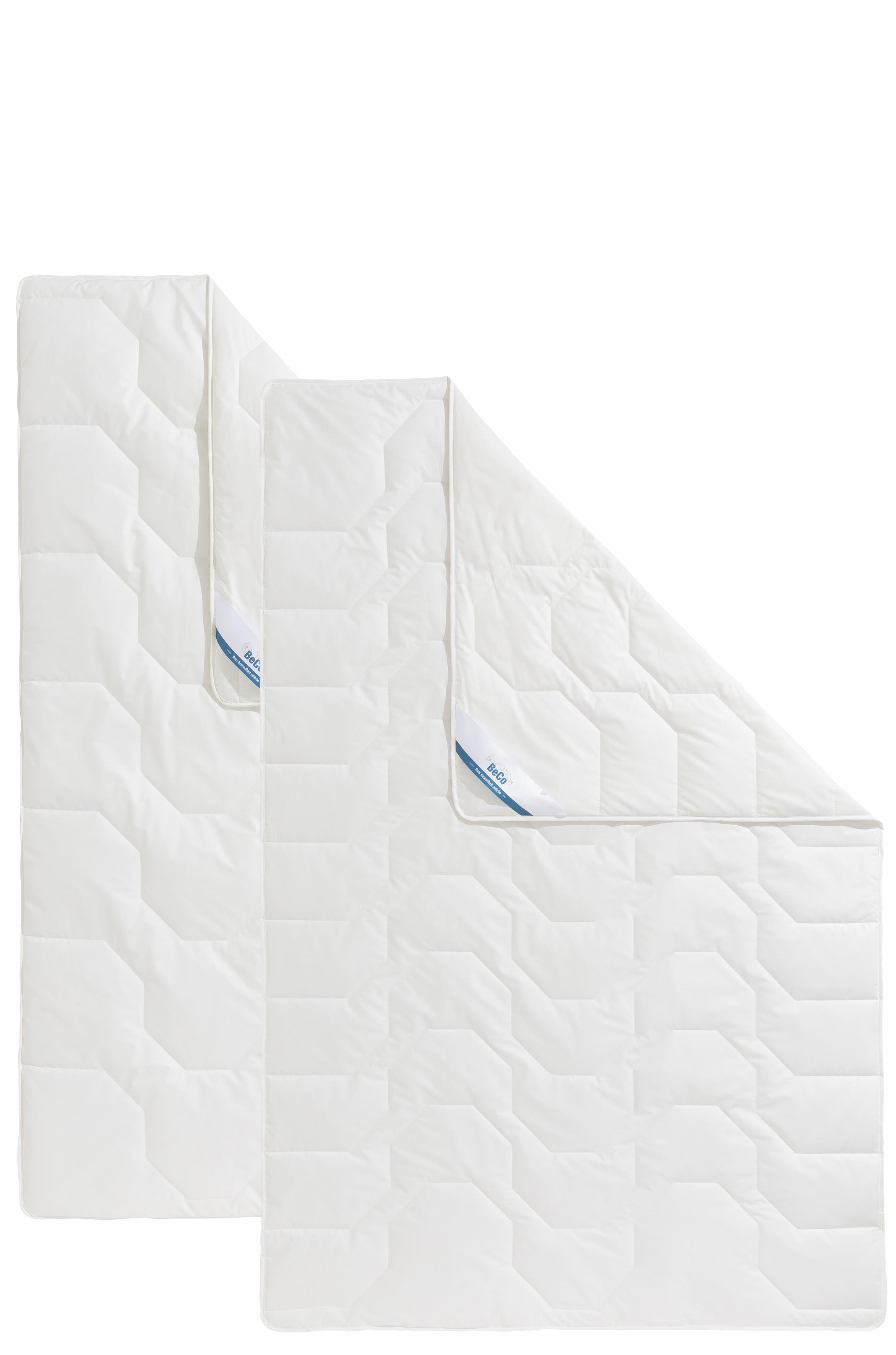 Bettdecke TENCEL KbA BeCo Warm inklusiv Leichtdecke gratis nachhaltige Materialien
