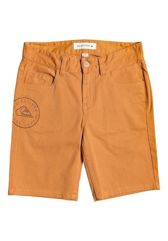 "Quiksilver Shorts »Pebbly Blu 17""« kaufen"