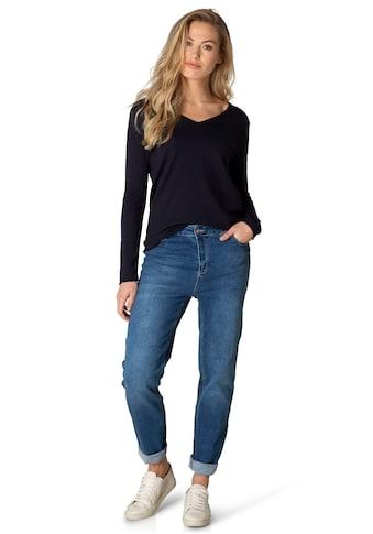 BSIC by Yest V - Ausschnitt - Pullover »Yola« kaufen
