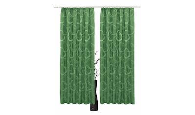 Vorhang, »Moira«, VHG, Kräuselband 2 Stück kaufen