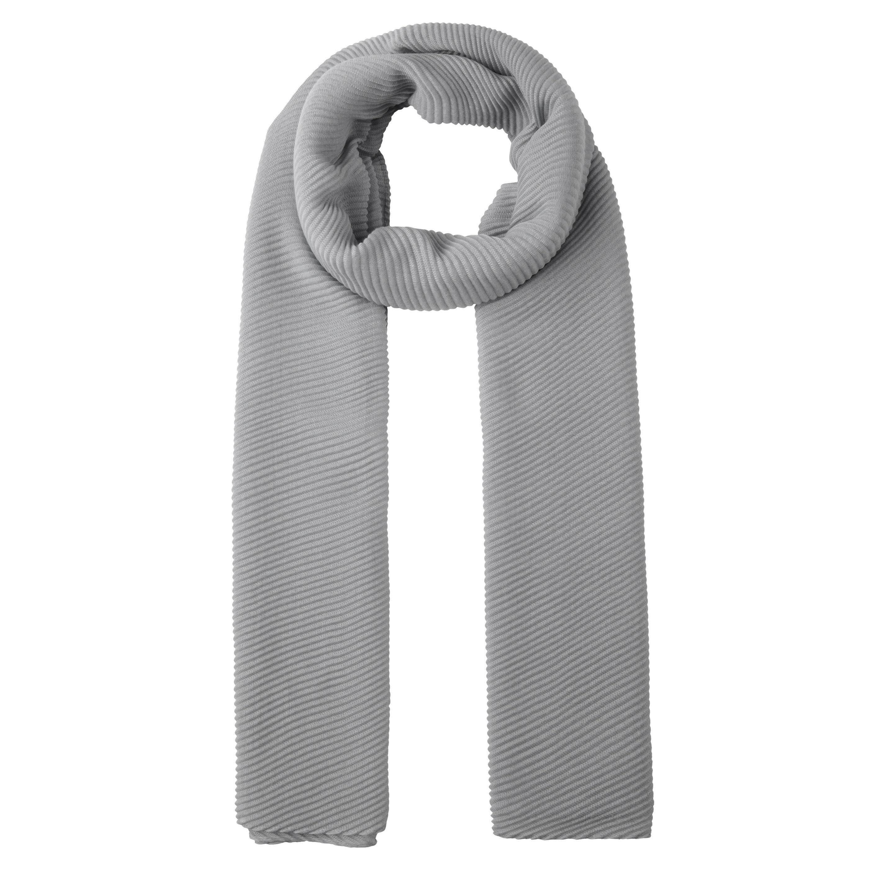 codello -  Schal, mit coolem Retro-Print aus recyceltem Polyester