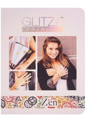 Knorrtoys® Kreativset »GLITZA FASHION Deluxe Set Zen«, (Set), Verpackung in... kaufen