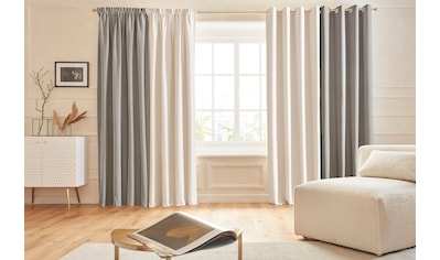 Guido Maria Kretschmer Home&Living Vorhang »MIRKO«, Nachhaltig kaufen