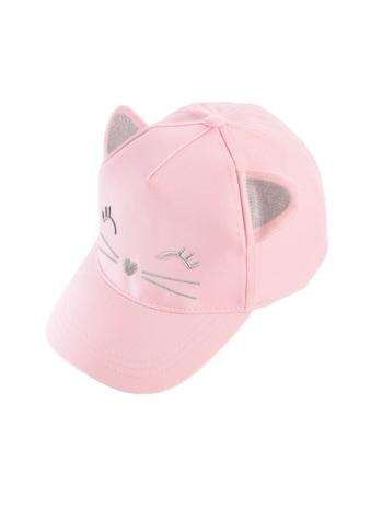Chaplino Baseball Cap, mit niedlichem Katzengesicht kaufen