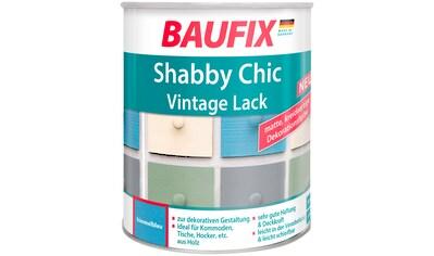 BAUFIX Acryl Buntlack »Shabby Chic«, Antik Lack, himmelblau, 750 ml kaufen