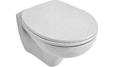 VILLEROY & BOCH WC - Sitz »O.novo«, Weiß Alpin kaufen