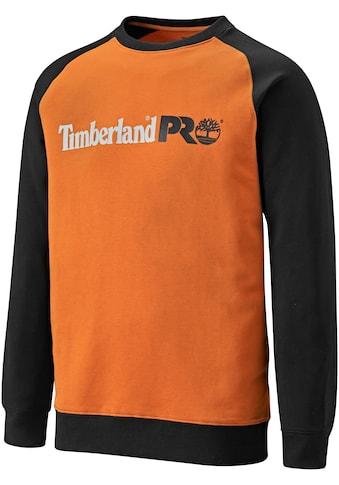 TIMBERLAND PRO Sweatshirt »Honcho Sport«, mit recyceltem Polyester kaufen