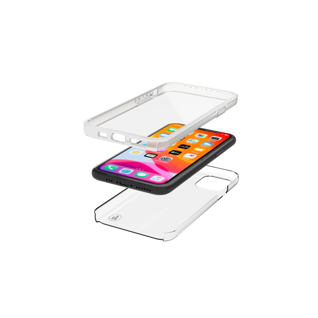 Hama Cover, Hülle, Schutzhülle für Apple iPhone 11 Pro Max