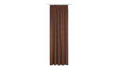 Vorhang, »Sepino«, Wirth, Kräuselband 1 Stück kaufen
