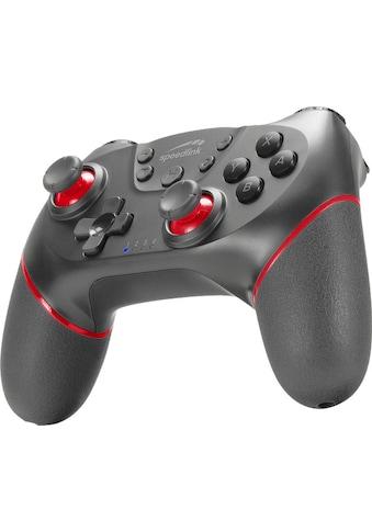 Speedlink Gamepad »Speedlink WIELD Wireless Gamepad Controller Nintendo Switch« kaufen