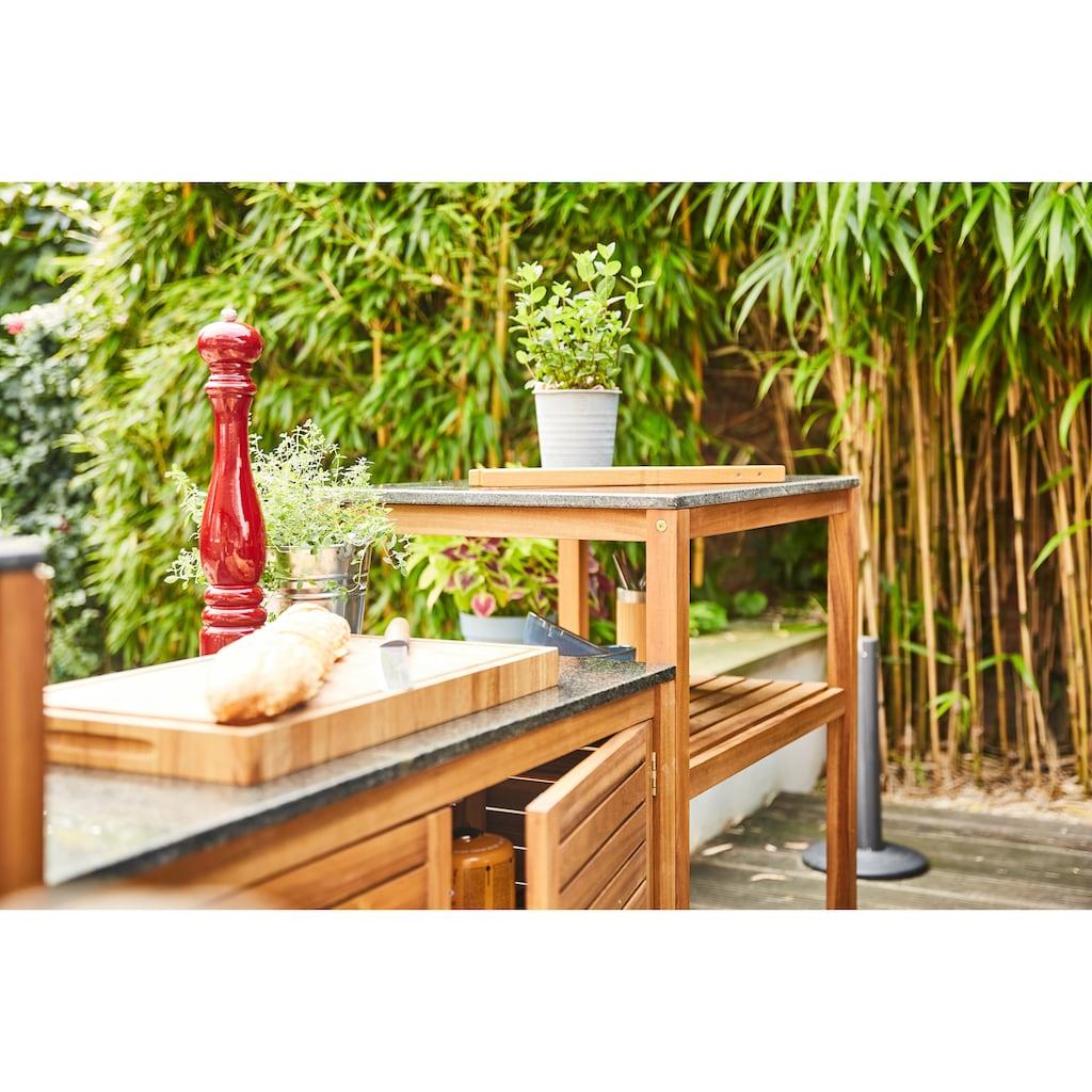 Siena Garden Outdoor-Küche »Riva«, (Set, 3 St.)