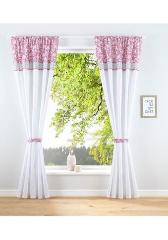 Home affaire Vorhang »Carry«, Nachhaltig kaufen