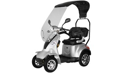 Didi THURAU Edition Elektromobil »4-Rad Palermo mit Wind- und Wetterschutz 25 km/h«, 1000 W, 25 km/h, (mit Topcase) kaufen
