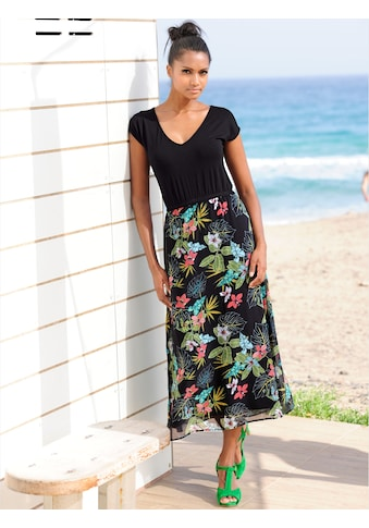 Alba Moda Strandkleid mit Oberteil in Shirtform kaufen