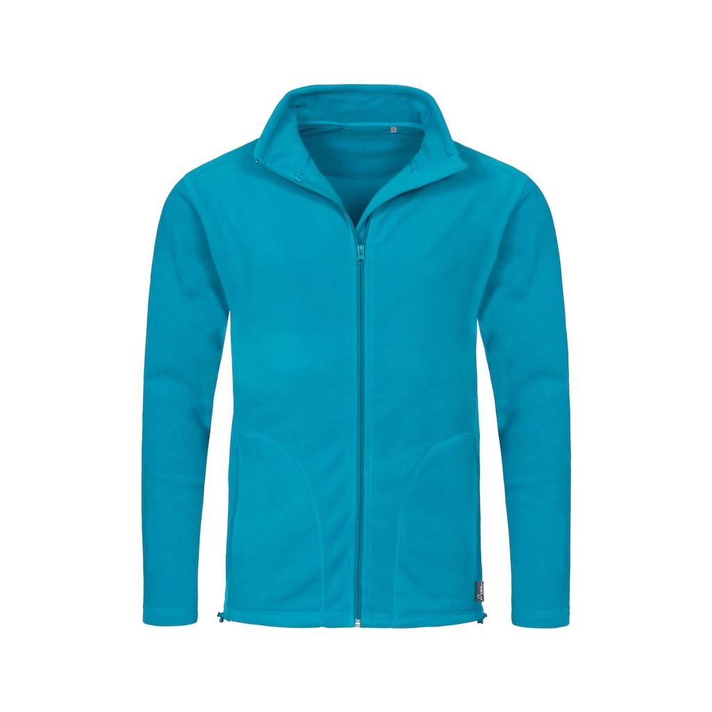 Stedman Fleecejacke »Outdoor Fleece Jacket«, mit Stehkragen