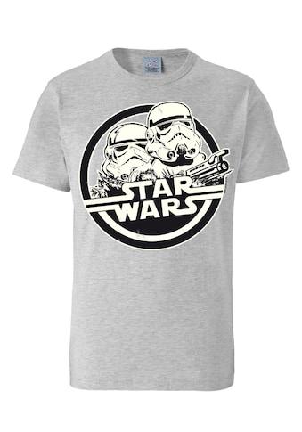 LOGOSHIRT T-Shirt mit tollem Aufdruck kaufen