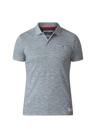 Duke Clothing Poloshirt »Herren Dunstan D555, kurzärmlig« kaufen