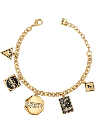 DKNY Armband »NYC Street Sign Charm BR (GL), 5547985« kaufen