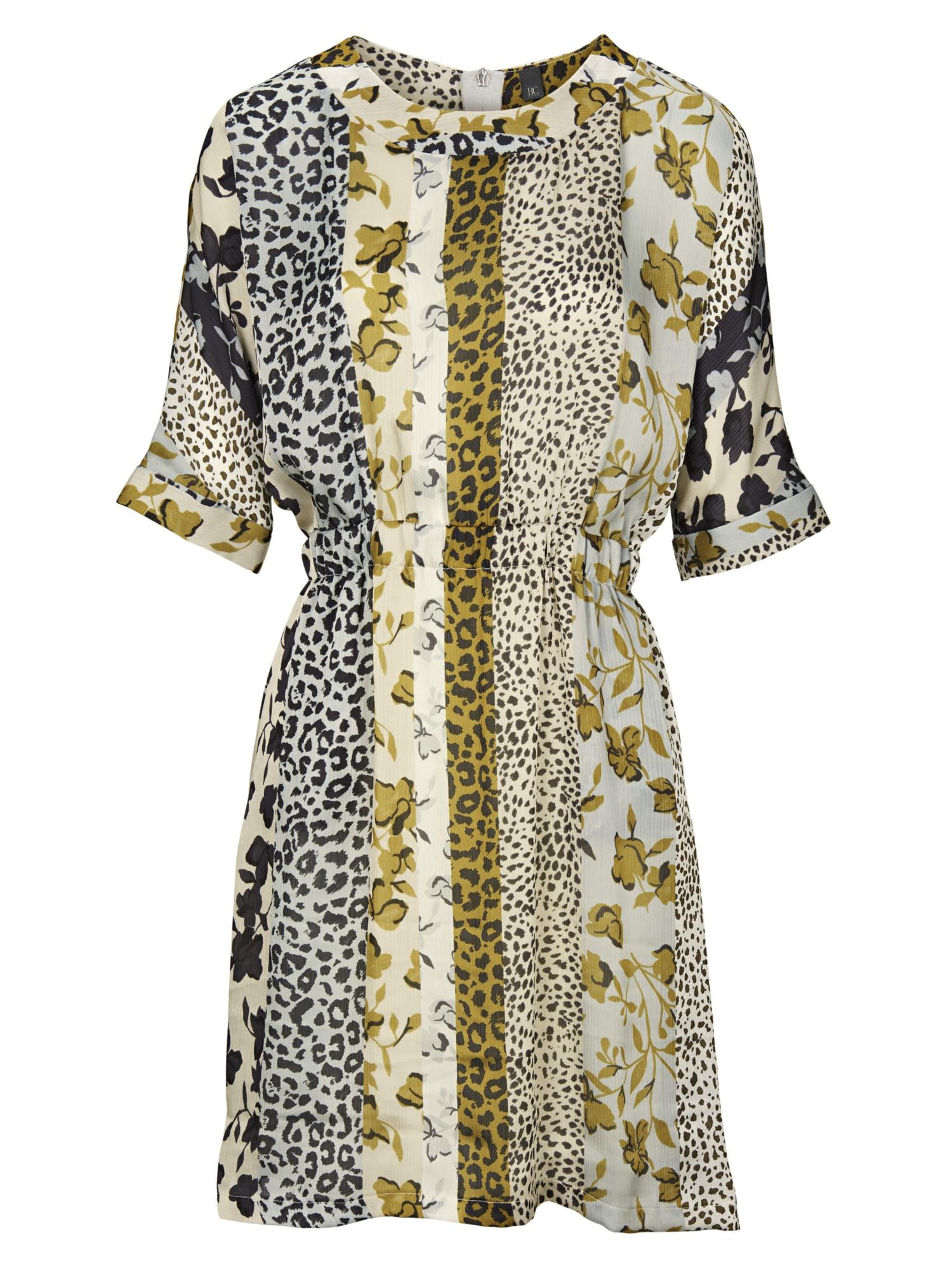 heine CASUAL Kleid im Animalprint