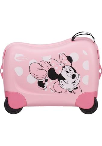 """Samsonite Kinderkoffer """"Dream Rider Disney, Minnie Glitter"""", 4 Rollen kaufen"""