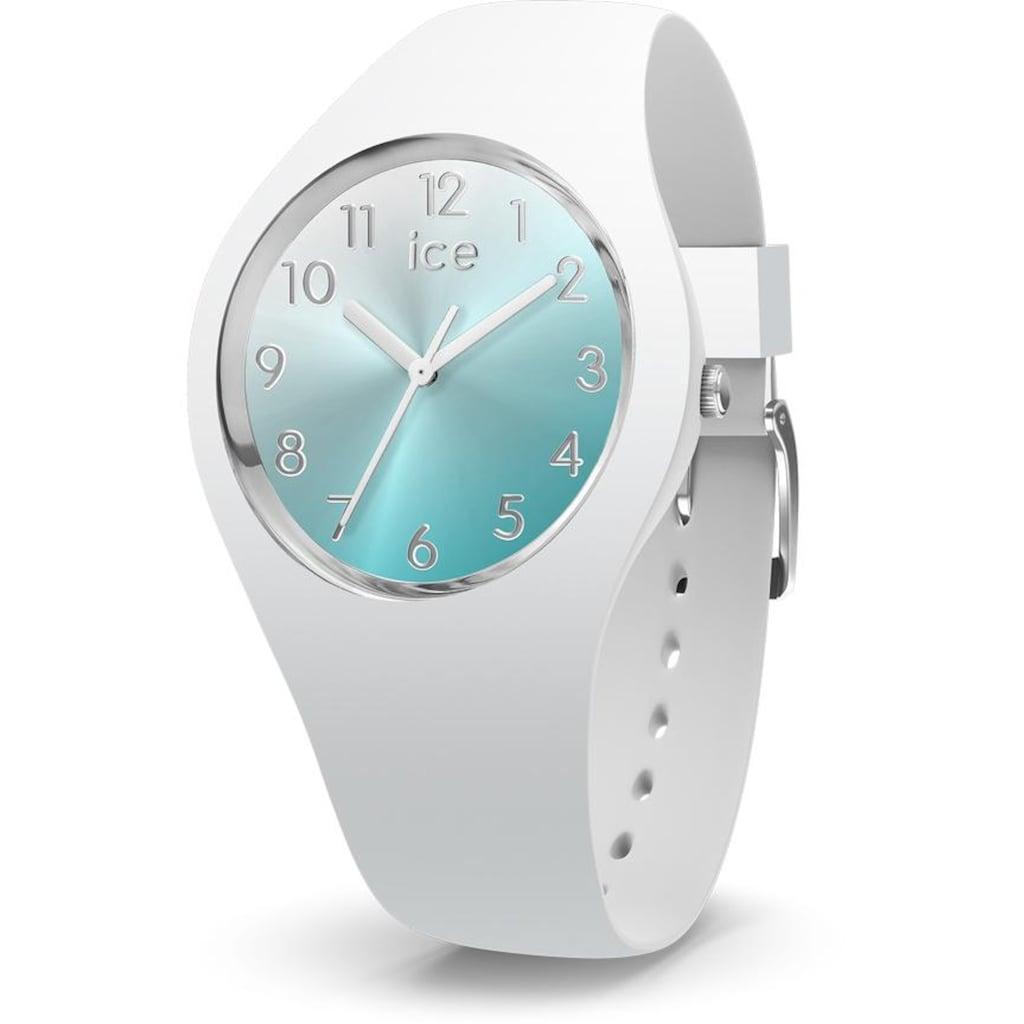 ice-watch Quarzuhr »ICE sunset - Turquoise - Small, 015745«