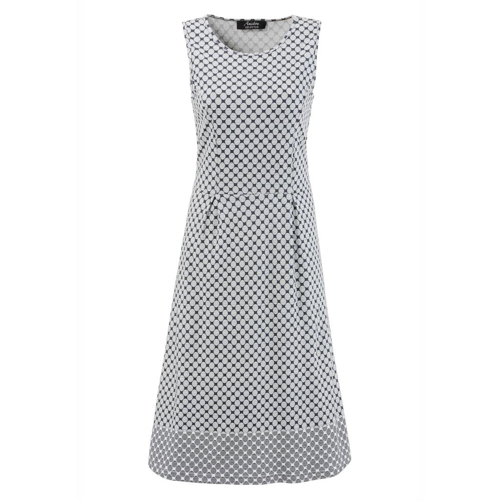 Aniston SELECTED Sommerkleid, mit modischer Bordüre
