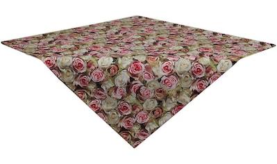 Mitteldecke, »32452 Roses«, HOSSNER  -  HOMECOLLECTION (1 - tlg.) kaufen