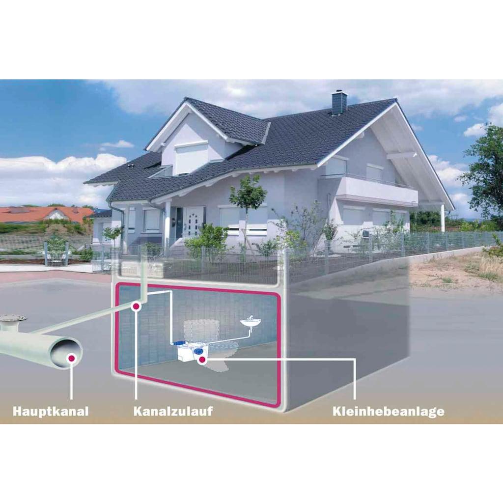 SETMA Tiefspül-WC »Kompakt«