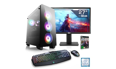 CSL »HydroX T9133 Limited Gaming RGB Edition« Gaming - PC (Intel, Core i9) kaufen
