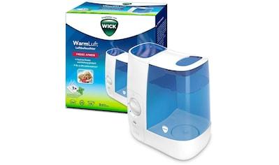WICK Luftbefeuchter WH845 Warmluft - Befeuchter, 3,8 l Wassertank kaufen