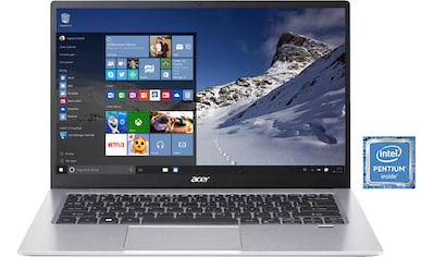 Acer Notebook »Swift 1 SF114-34-P3PV«, (256 GB SSD) kaufen