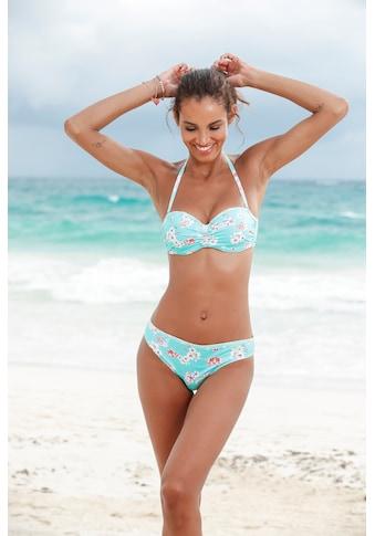 Sunseeker Bügel - Bandeau - Bikini - Top »Ditsy« kaufen